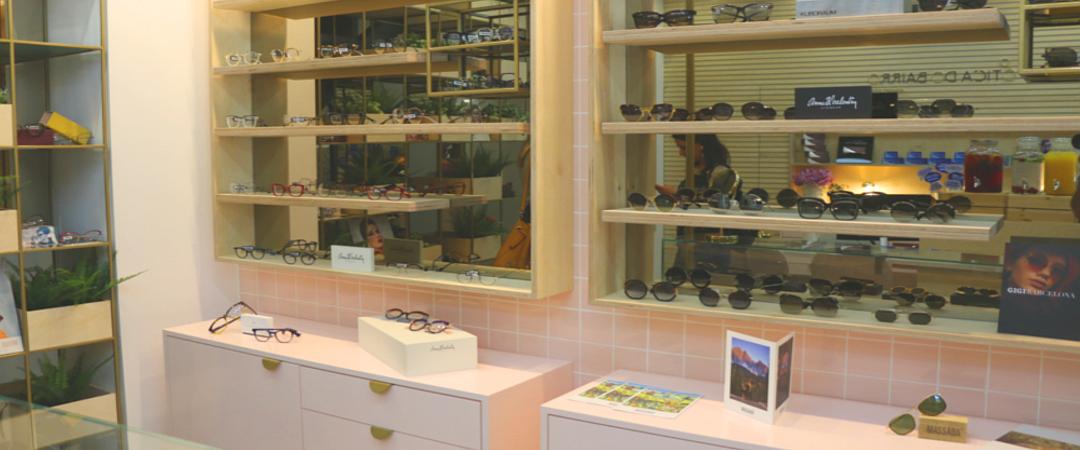 bbc9a846c05c7 Novo espaço em Guimarães, onde poderá encontrar um portfólio de produtos de  qualidade e design, bem como um conjunto de serviços ligados à saúde ocular  com ...